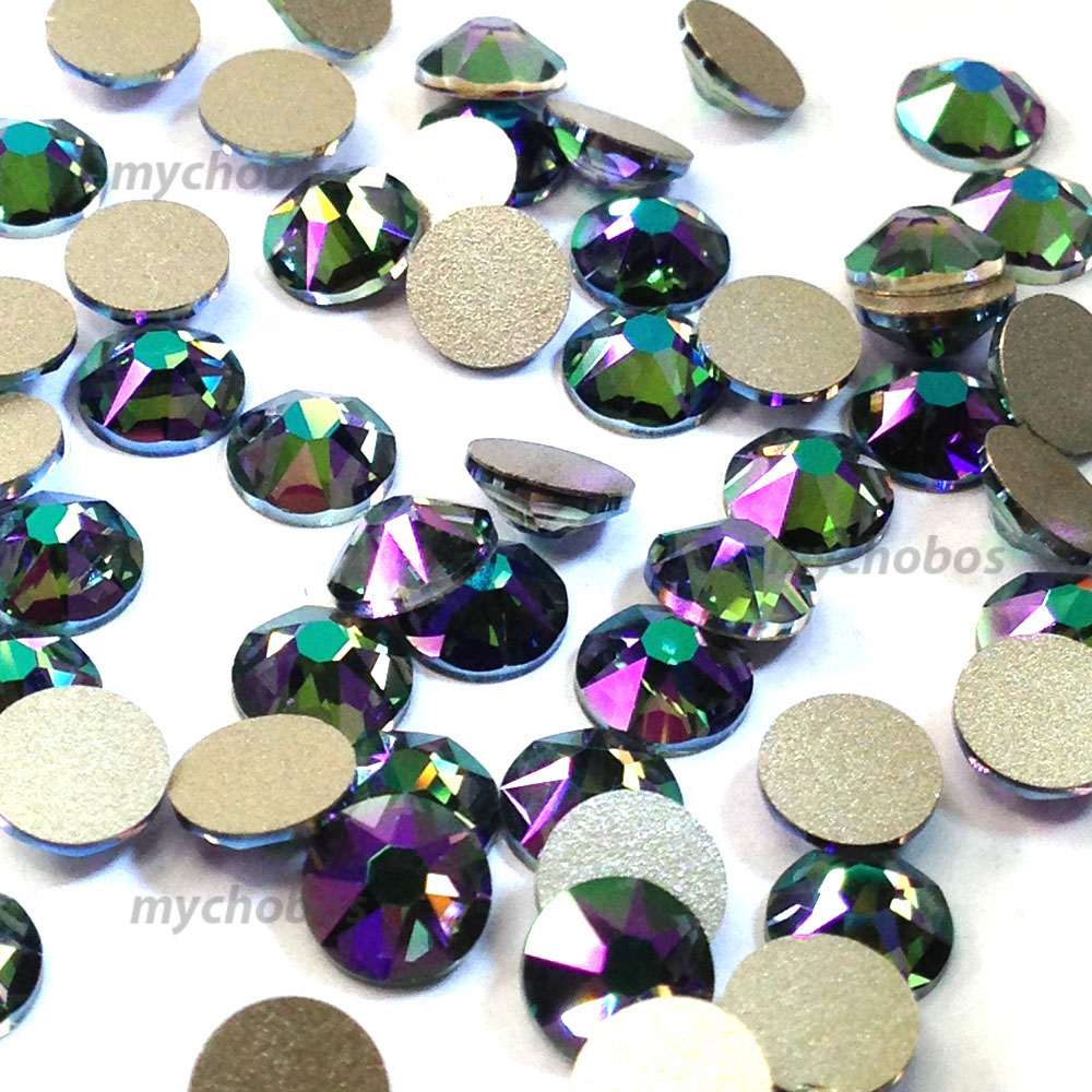 720 Swarovski 2058 2088 No-Hotfix Crystal Flatback Rhinestones nail art  U  Pick  60b5ee685154