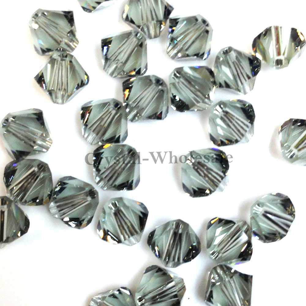 NEW Colors with Effects Genuine SWAROVSKI 5328 XILION Bicone Crystals Beads
